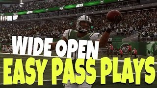 EASIEST YARDS IN MADDEN 19! MONEY PLAY PASSING SCHEME WITH FEW TO NO ADJUSTMENTS! BEST PASS TIPS