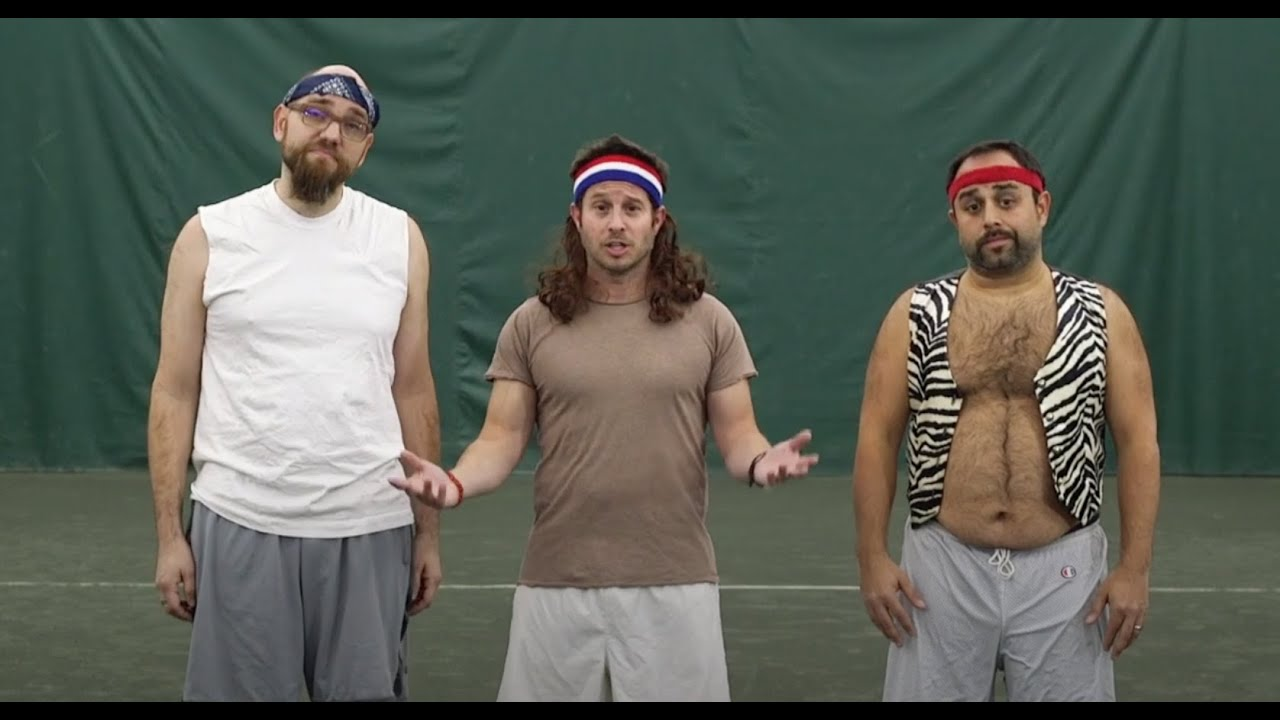 The Ballboy - Tennis Comedy Movie - Crowd Funding Campaign