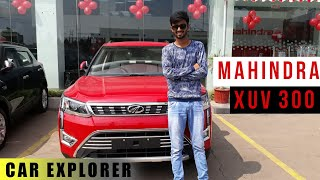 Mahindra XUV300 W8  Hindi Review | Car Explorer
