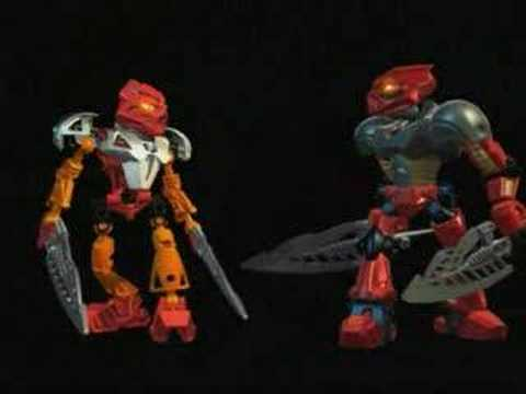 Bionicle The Game Toa Evolution