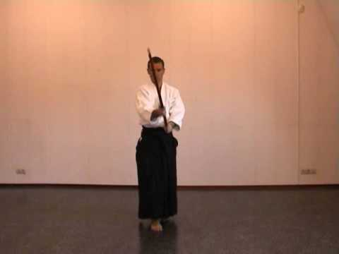 Aikido Instruction Ken Suburi 12 And 3 Youtube