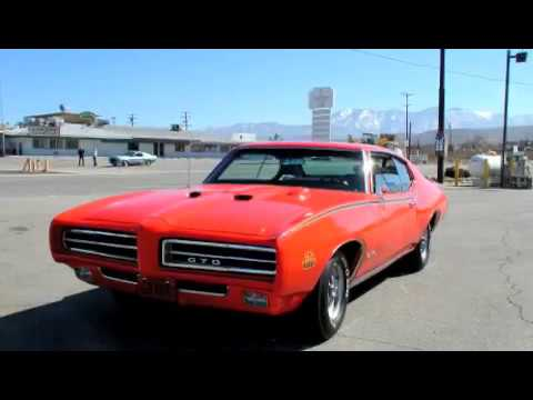 Hot Rod Magazine Road Thrash With Quot F Bomb Quot Camaro Amp 69 Gto Judge Youtube