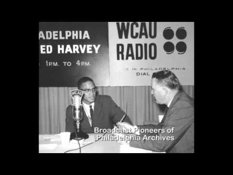Mhenga Malcolm X: Interview with Ed Harvey [1964]
