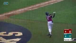 UNCW Baseball Highlights - College of Charleston (May 18, 2018)