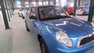 Тест-драйв электромобиля Lifan 320 Smily