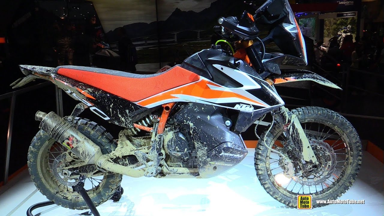 Ktm  Rallye Motorcycle