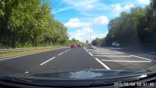 Lancashire UK - Bad drivers compilation #11
