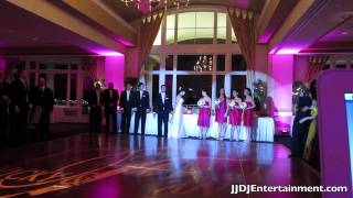 Springfield Golf and Country Club Wedding Reception - JJDJ Entertainment