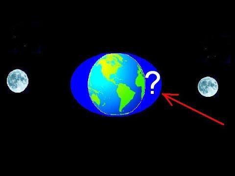 Луна не вызывает приливы и отливы в океане