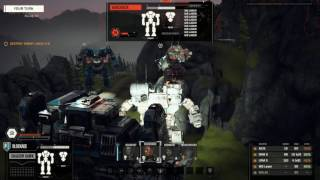 BattleTech In-development Combat Gameplay - PC Gaming Show 2017
