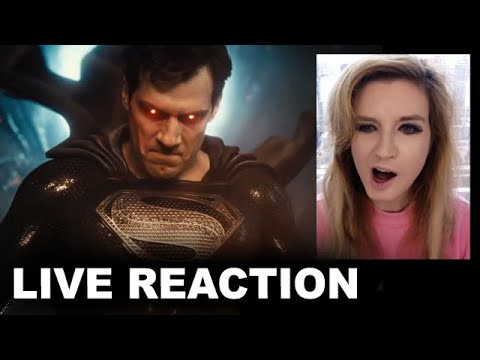 Zack Snyder's Justice League REACTION - Beyond The