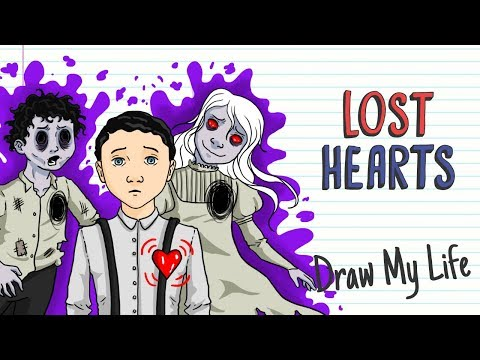 LOST HEARTS | Draw My Life Ghost Stories for Christmas