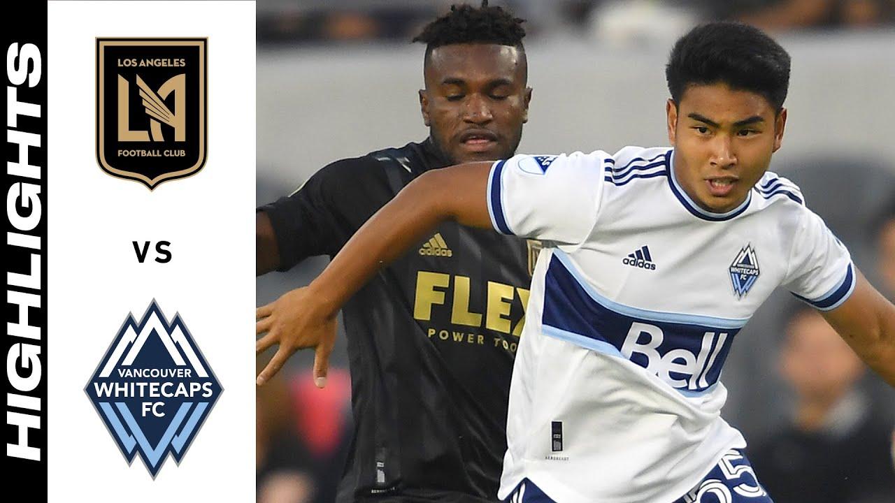 HIGHLIGHTS: Los Angeles Football Club vs. Vancouver Whitecaps FC | July 24, 2021