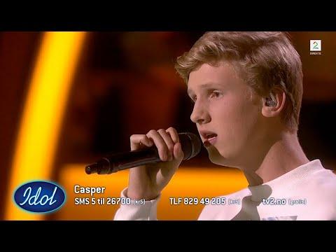 Casper imponerer med Rewrite the Stars fra The Greatest Showman   Idol Norge 2018