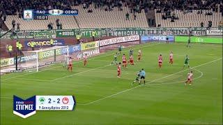Παναθηναϊκός-Ολυμπιακός 2-2: Διαφήμισαν το ποδόσφαιρο