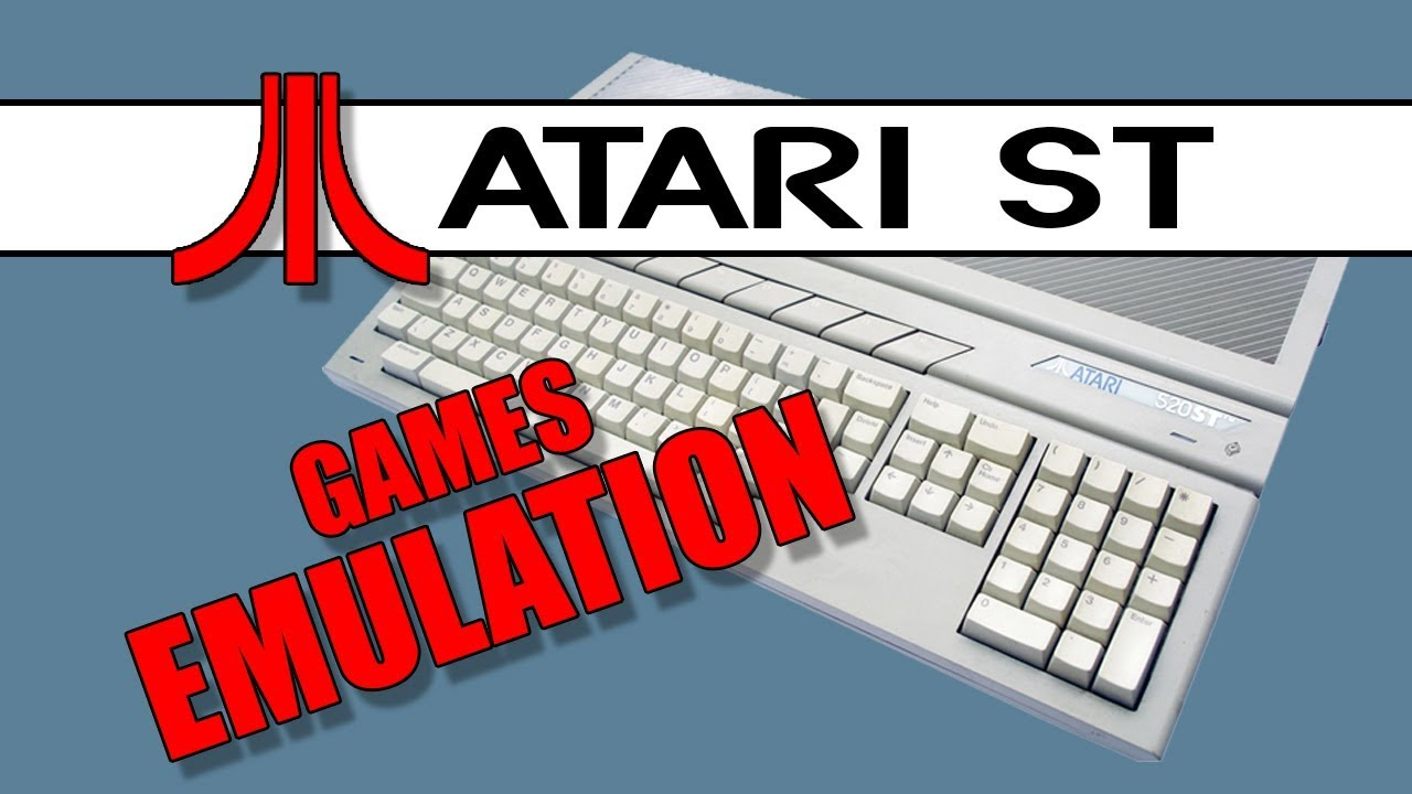 [TUTORIAL] Atari ST Games Emulation