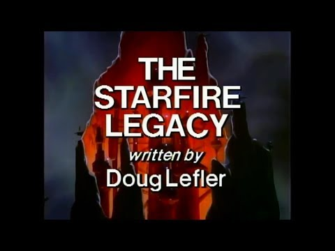 Vytor The Starfire Champion  Season 1  Episode 1  The Starfire Legacy