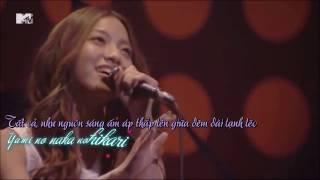 Gambar cover [Vietsub+Lyrics] Harukaze (春風 - Làn gió xuân) - Rihwa Live OST Boku no Ita Jikan