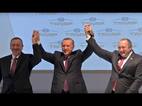 TANAP: Trans Anadolu Doğal Gaz Boru Hattı Projesi