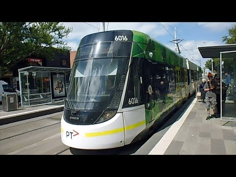 Melbourne Trams Free Travel on Christmas Day 2017