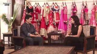 Manish Malhotra In Conversation With Sujata Assomull Sippy || Designer