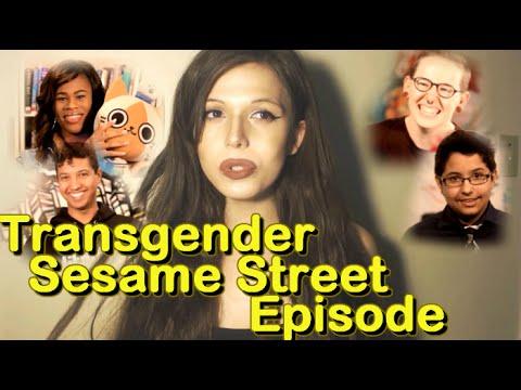 Transgender Sesame Street Episode