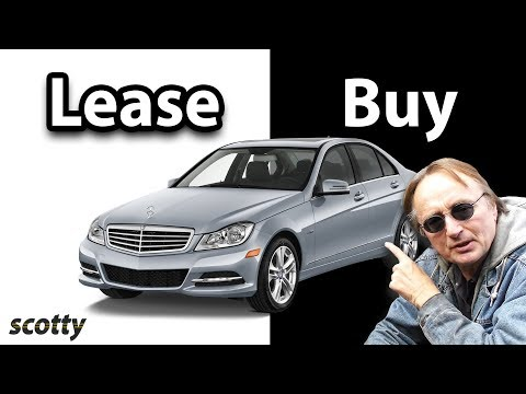 Leasing vs Buying a Car, Which is Worse