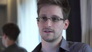 NSA whistleblower Edward Snowden: