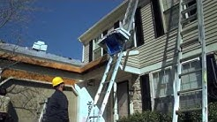 Safety Hoist Roofing Power Ladders & Hoists