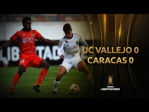 Cesar Vallejo Caracas Goals And Highlights