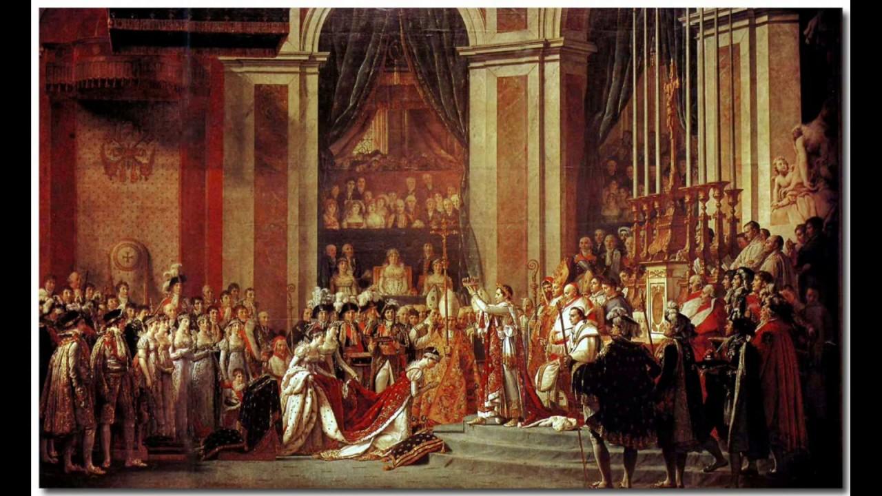 Jean François LE SUEUR - Messe du sacre de Napoleon 1er - ''Unxerunt Salomonem'' (1804) - YouTube