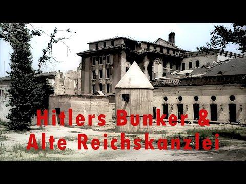 Führerbunker \u0026 Alte Reichskanzlei