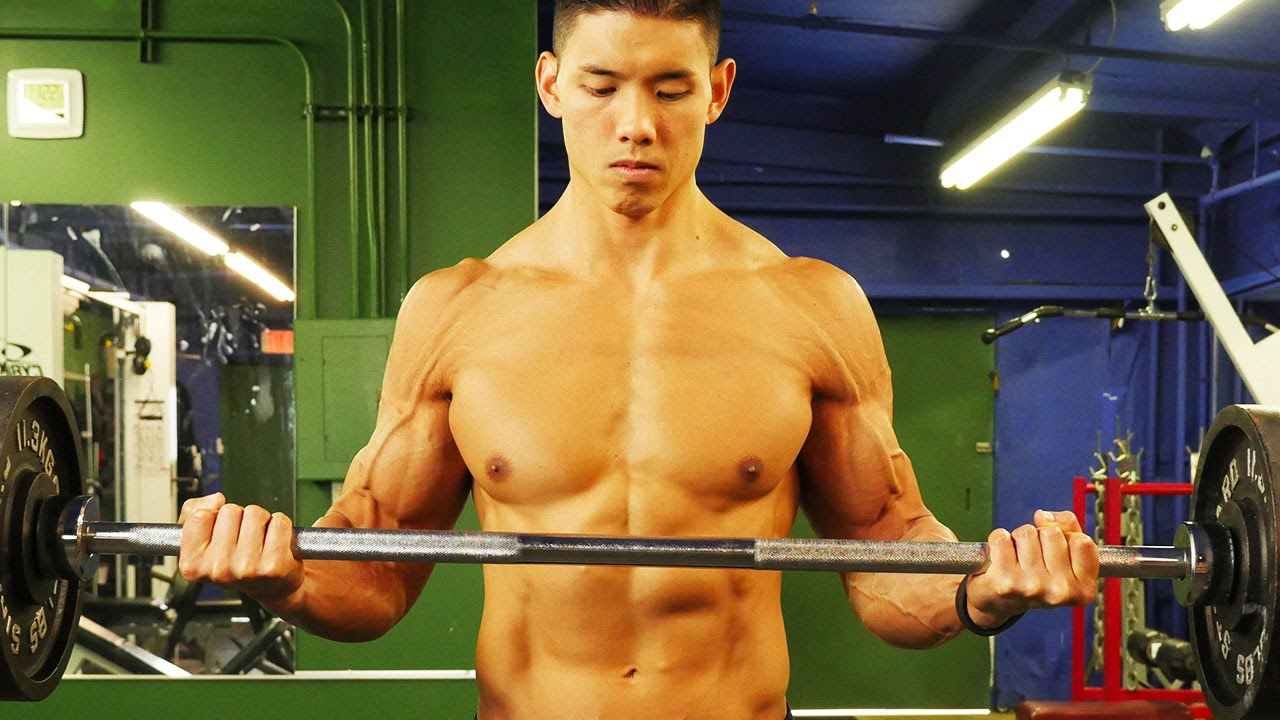 my arm workout mike chang youtube