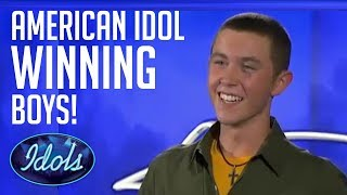 All WINNER Auditions On American Idol - The Boys! | Idols Global