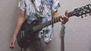 【弾いてみた】 Spitz ハチミツ ギター