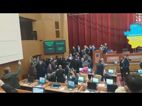 Паноптикон: Сессия облсовета (толкучка) 12.12.2020