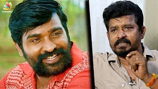 Vijay Sethupathi doesn't understand his celebrity status yet : Karuppan Director Interview
