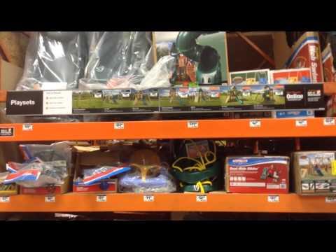 Home Depot Play Structure Set Kits Vs Custom Build Vs Modifying