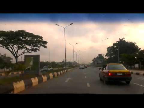 Day & Night Drive In Benin Nigeria