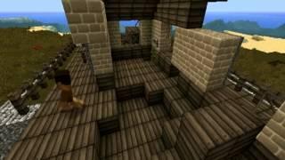 Minecraft Сериал Избранный Часть 2