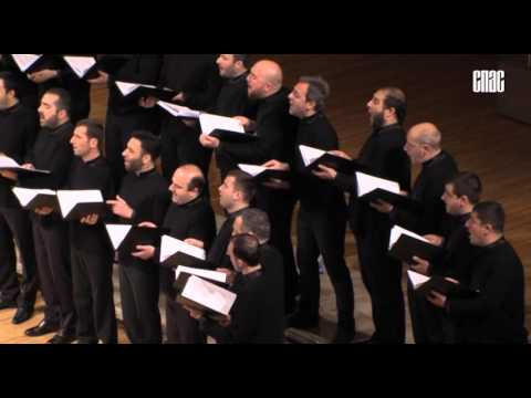 """Trinity Cathedral Choir Concert in Moscow """"House of Music"""" (part1)"""