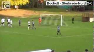 11. Spieltag: 1. FC Bocholt - Spvgg. Sterkrade-Nord 2:0 (0:0)