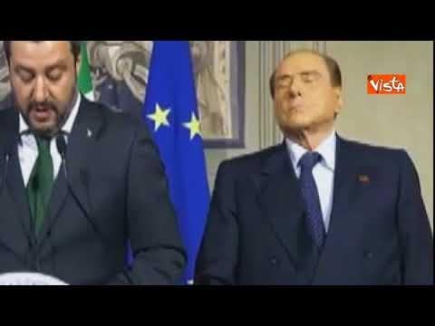 Consultazioni, Berlusconi show. Gesti, sguardi ed espressioni per comunicare in silenzio