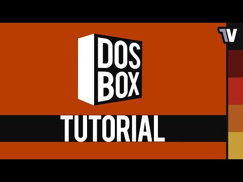 DOSBox Tutorial - Installing Games With DOSBox