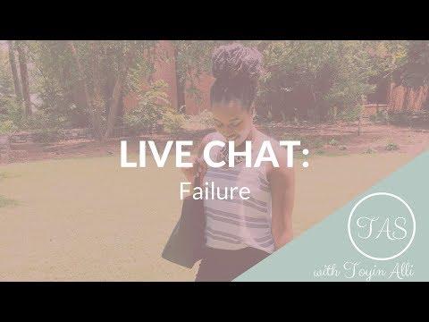 Failure In Grad School   Grad School Advice   Live Chat In FB Group