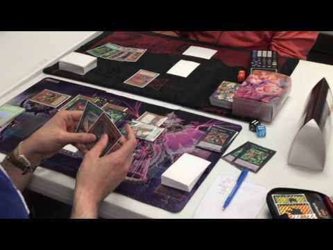 YUGIOH! Zoodiac (Jeff Jones) vs. Zoodiac (Joe Bogli) G3