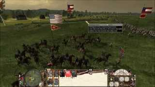 Empire: Total War-American Civil War Mod 3.4: Confederacy Campaign (Part 2)-Defending Richmond!