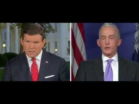 Trey Gowdy In A MASSIVE takedown Of James Comey