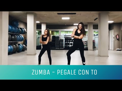 Zumba PEGALE CON TO' by BIP Zin 72