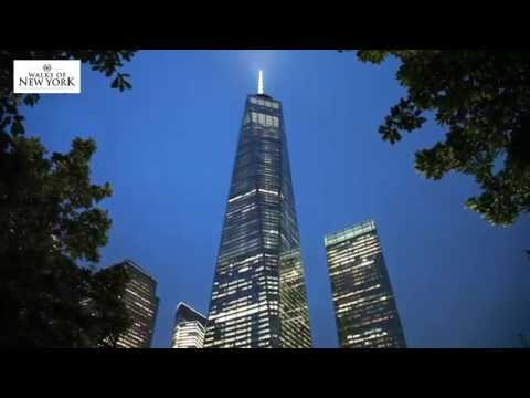 9:11 Tour & One World Observatory - Walks Of New York - Unravel Travel TV